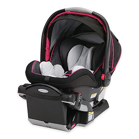 graco snugride click connect 40 infant car seat in azalea buybuy baby. Black Bedroom Furniture Sets. Home Design Ideas