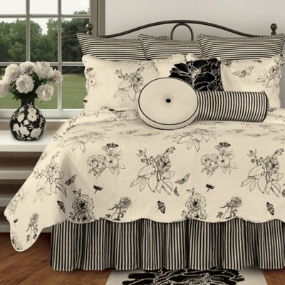 dandridge botanical king quilt