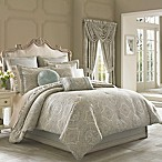 J. Queen New York™ Colette Queen Comforter Set in Grey
