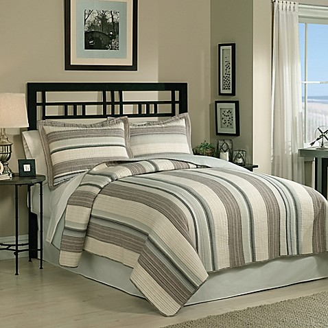 East Hampton Quilt Set Bed Bath Beyond