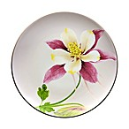Noritake® Colorwave Floral Accent Plate in Clay