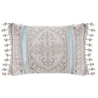 J. Queen New York™ Colette Boudoir Throw Pillow in Blue
