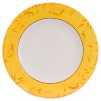 Fitz and Floyd® Flower Market Dinner Plate in Naples Yellow