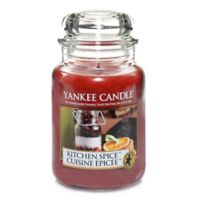 Yankee Candle® Kitchen Spice™ Large Classic Jar Candle