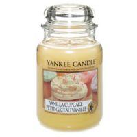 Yankee Candle® Vanilla Cupcake™ Large Classic Jar Candle