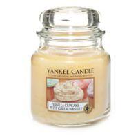 Yankee Candle® Vanilla Cupcake™ Medium Classic Jar Candle