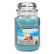 Yankee Candle® Bahama Breeze™ Scented Candles - Bed Bath ...