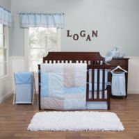 Trend Lab® Logan 3-Piece Crib Bedding Set