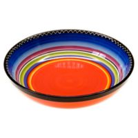 Certified International Tequila Sunrise Serving/Pasta Bowl