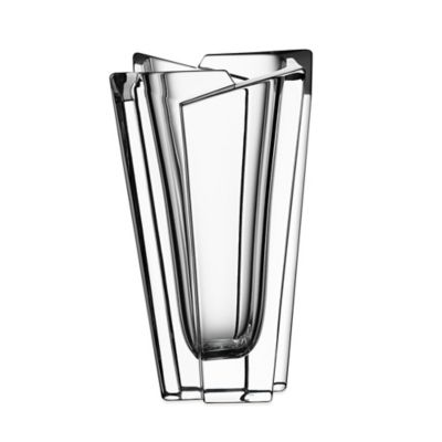 Buy Red Crystal Vase From Bed Bath Beyond