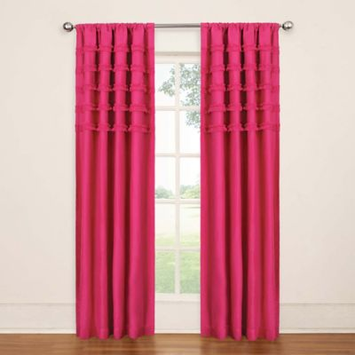 Buy Pink Window Curtains Kids from Bed Bath & Beyond