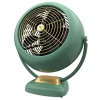 Vornado® Large Vintage Air Circulator Fan in Green