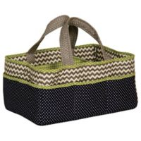 Trend Lab® Perfectly Preppy Diaper Caddy