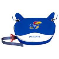 Kansas University No Back Slimline Booster Seat