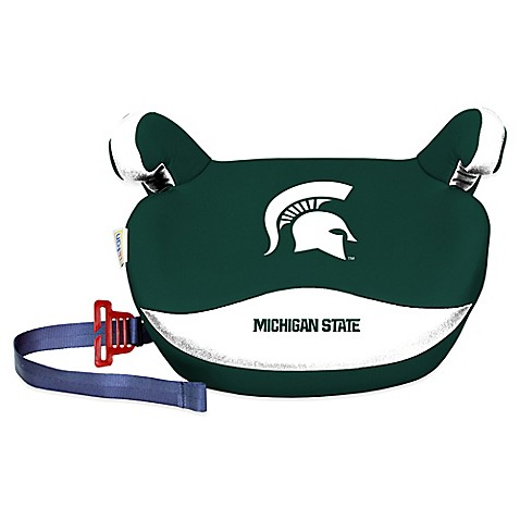 Buy Michigan State University No Back Slimline Booster Seat From Bed Bath Beyond