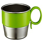 Innobaby Din Din SMART™ 9 oz. Stainless Steel Cup in Green