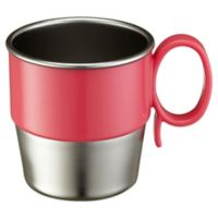 Innobaby Din Din SMART™ 9 oz. Stainless Steel Cup in Pink