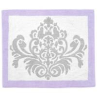Sweet Jojo Designs Elizabeth Rug in Lavender/Grey