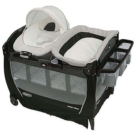 Graco 174 Pack N Play 174 Playard Snuggle Suite Lx In Pierce