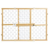 North States Quick Fit Oval Mesh Safety Gate