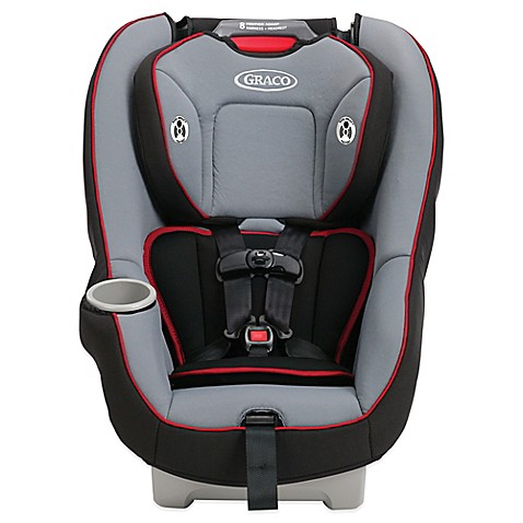 Graco Contender  Convertible Car Seat Chili Red