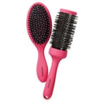 2-Piece Blow Dry Value Brush Set in Pink