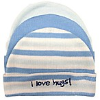 So 'dorable Boys  I Love Hugs!  3-Pack Beanie Set