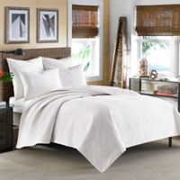Tommy Bahama® Nassau Full/Queen Quilt in White