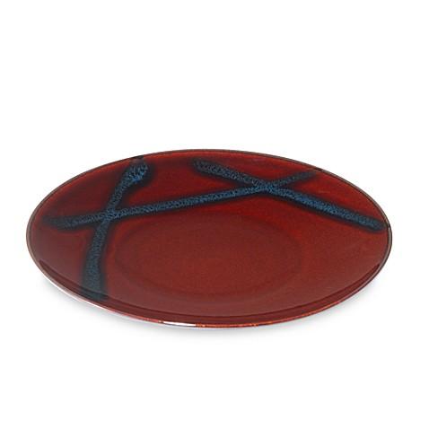 Mikasa® Sedona Salad Plate in Brown/Blue - Bed Bath & Beyond