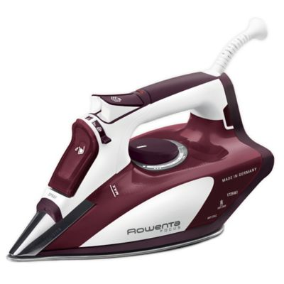 Buy Rowenta® SteamForce™ Iron from Bed Bath & Beyond
