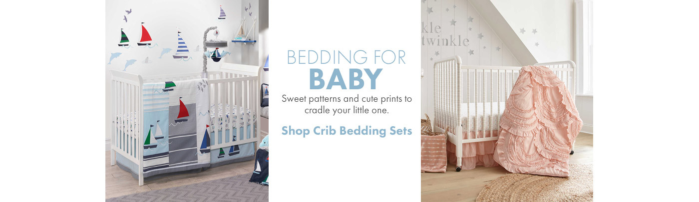 Shop Baby Crib Bedding Sets
