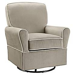 product image for Bebe Confort® Milan Swivel Glider in Taupe