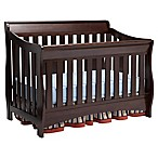 Delta™ Bentley S Series 4-in-1 Convertible Crib in Chocolate
