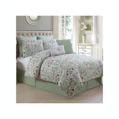 Evangeline  Piece Bedding Comforter Set