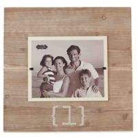 "Mud Pie® Letter ""L"" 8-Inch x 10-Inch Wood Picture Frame"