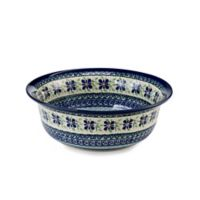 Pottery Avenue Flared Serving Bowl