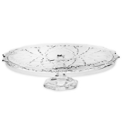 Mikasa® Saturn Footed Cake Plate  sc 1 st  Bed Bath u0026 Beyond & Buy Footed Cake Plate from Bed Bath u0026 Beyond