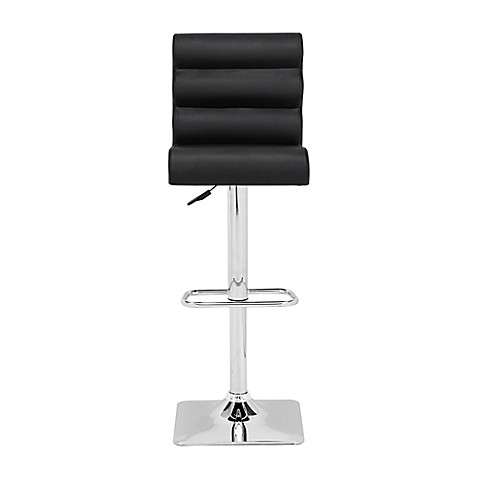 Zuo® Modern Nitro Bar Stool in Black