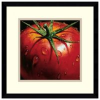 Alma'Ch Tomato Framed Art Print