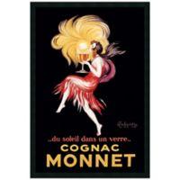 Leonetto Cappiello Cognac Monnet Framed Wall Art
