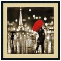 Kate Carrigan A Paris Kiss Wall Art