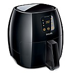Philips Viva Avance 6.9 qt. Digital AirFryer™ in Black