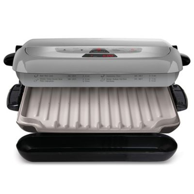 Buy george foreman 2 serving electric grill from bed bath beyond - Buy george foreman grill ...