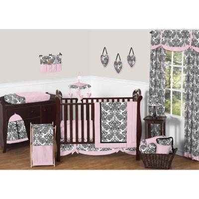 Sweet Jojo Designs Sophia Crib Bedding Collection 11 Piece