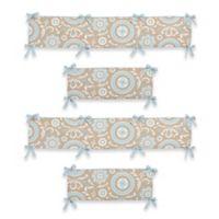 Sweet Jojo Designs Hayden Crib Bumper