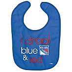 NHL New York Rangers Littlest Fans Baby Bib