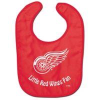 """NHL """"Little Red Wings Fan"""" Bib"""