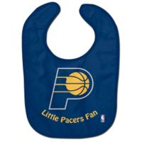 "NBA Indiana Pacers ""Little Pacers Fan"" Bib"