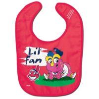"MLB Cleveland Indians ""Lil' Fan"" Bib"