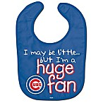 "MLB Chicago Cubs ""Huge Fan"" Bib"